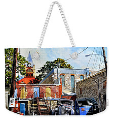 Stephenville Alley  Weekender Tote Bag