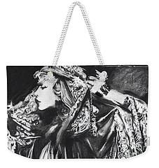 Stephie Lynn's Not My Lover Weekender Tote Bag