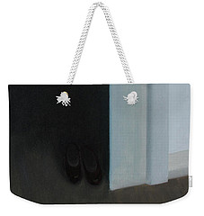 Stepping Into The Light? Weekender Tote Bag by Tone Aanderaa