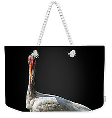 Stepping Out Weekender Tote Bag by Cyndy Doty