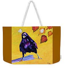 Stepping Out Weekender Tote Bag