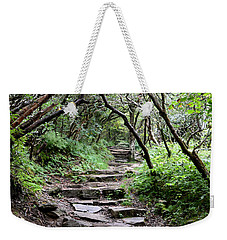 Steps Into The Enchanted Forest Weekender Tote Bag