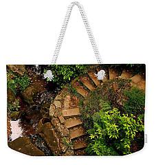 Steps Leading Up The Stairway To Heaven Weekender Tote Bag