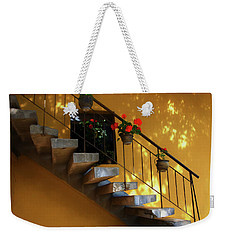 Steps To Tranquility  Weekender Tote Bag by Kandy Hurley