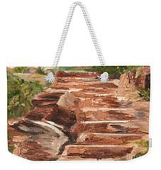 Steps To Zion Weekender Tote Bag