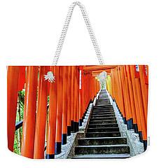 Steps Weekender Tote Bag