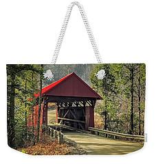 Sterling Covered Bridge Weekender Tote Bag