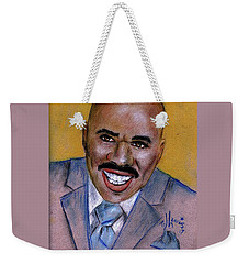 Steve Harvey Weekender Tote Bag