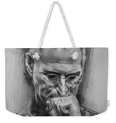 Steve Jobs Weekender Tote Bag