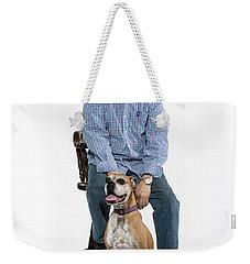 Steve Smitha 01 Weekender Tote Bag