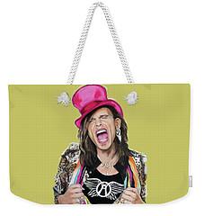 Steven Tyler 2 Weekender Tote Bag