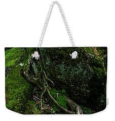 Stevensville Brook In Underhill, Vermont - 5 Weekender Tote Bag