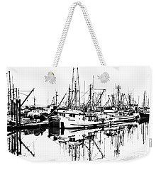 Steveston Harbor Weekender Tote Bag