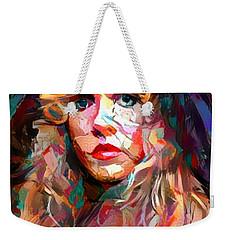 Stevie Weekender Tote Bag