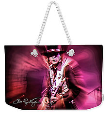 Stevie Ray Vaughan - Crossfire Weekender Tote Bag