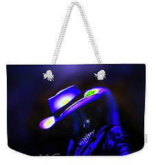 Stevie Ray Vaughan -  Superstition  Weekender Tote Bag