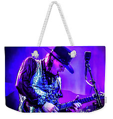 Stevie Ray Vaughan - Tightrope Weekender Tote Bag