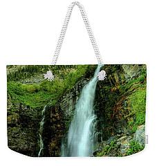 Stewart Falls Weekender Tote Bag