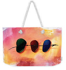 Stick And Stones Weekender Tote Bag