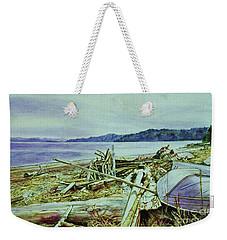 Stick-up Beach Weekender Tote Bag