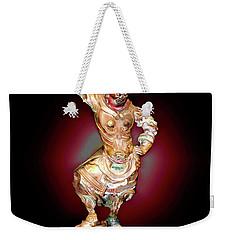 Stick Up Weekender Tote Bag