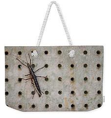 Sticks And Circles Weekender Tote Bag