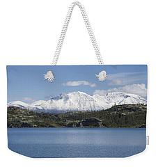 Stikine Mountains 7 Weekender Tote Bag