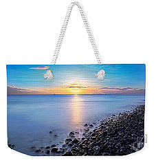 Stiletto Shore Weekender Tote Bag
