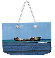Still Afloat Weekender Tote Bag by David and Lynn Keller