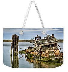 Still Afloat Weekender Tote Bag