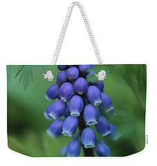 Still Blooming  Weekender Tote Bag by Connie Handscomb