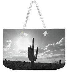 Weekender Tote Bag featuring the photograph Still by Brenda Pressnall