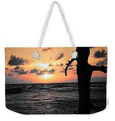 Still By Sea Weekender Tote Bag