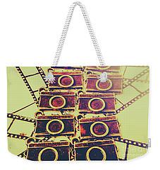 Still In Film Weekender Tote Bag