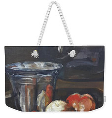 Still In Oil After Paul Chardin Weekender Tote Bag