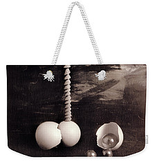 Still Life #1418 Weekender Tote Bag by Andrey Godyaykin