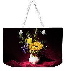 Still Life 4 Weekender Tote Bag by Matt Malloy