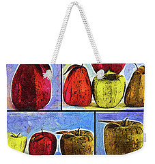 Still Life Collage Weekender Tote Bag