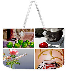 Still Life Gallery Weekender Tote Bag