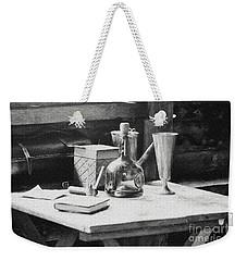 Still Life Weekender Tote Bag by Geraldine DeBoer