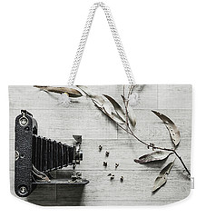 Weekender Tote Bag featuring the photograph Still Life Number 1 by Keith Hawley