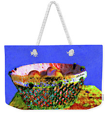 Still Life Painting Weekender Tote Bag