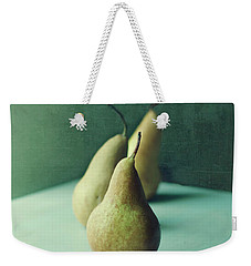 Still Life Series- Pears IIi Weekender Tote Bag