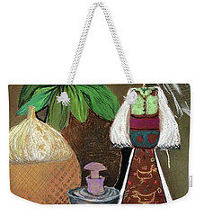 Still Life With Countru Girl Weekender Tote Bag