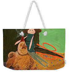 Still Life With Old Toys Weekender Tote Bag