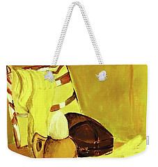 Still Life With Wool Socks Weekender Tote Bag