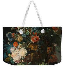 Still Life, Flowers Weekender Tote Bag