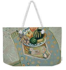 Still Live  Weekender Tote Bag by Pierre Van Dijk
