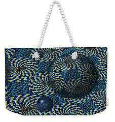 Still Motion Weekender Tote Bag