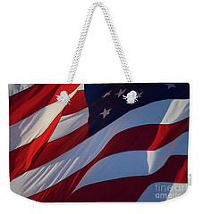 Still Our Flag. Weekender Tote Bag